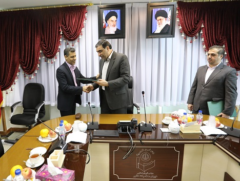 Appointment of New Main Member of Judiciary Board and Person in-Charge of Vice-Presidency for Technical Affairs and Auditing the Economic and Infrastructural Sectors of SAC