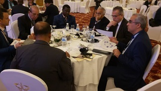 SAC Participated in the Annual Meeting of INTOSAI Capacity Building Committee (CBC)